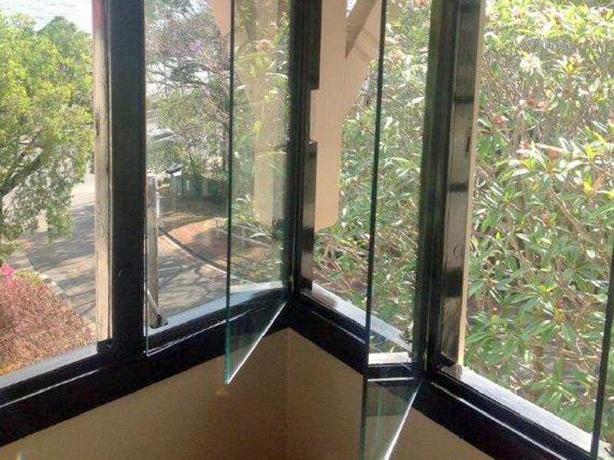 Corner Window Glazing Project Euro Double Glazing