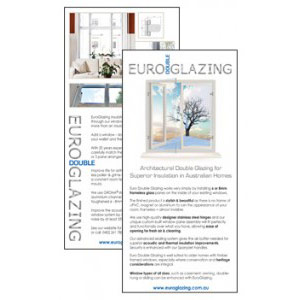 Euro Double Glazing: Brochure