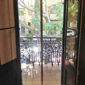 Euro Glazing- double-glazed french doors surry hills - closed Inner city peace and quiet!