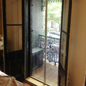 Euro Glazing double-glazed french doors surry hills stop noise of busy street